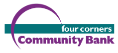 Four Corners Community Bank Logo